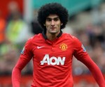 Marouane Fellaini united cetak gol