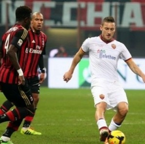 as roma vs ac milan 2015 2016